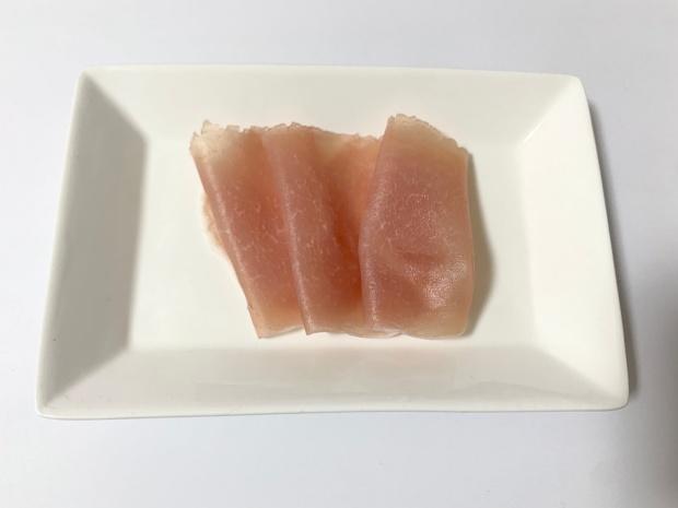 スペイン産豚肉使用生ハムロース