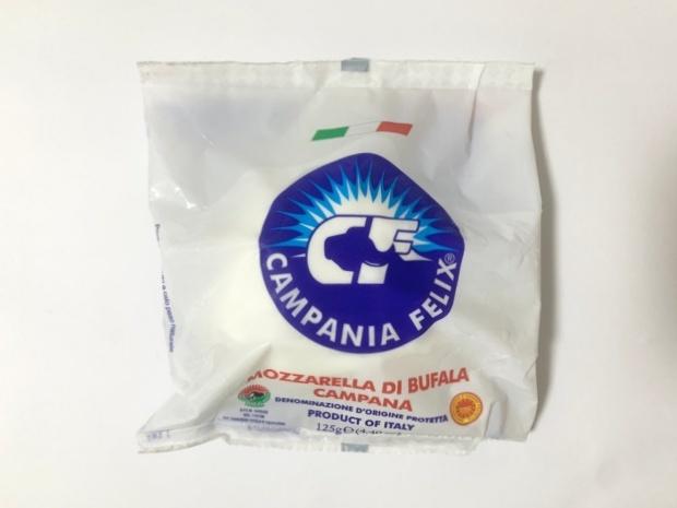 カンパーニャフェリックスモッツァレラデイブーファラカンパーニャ